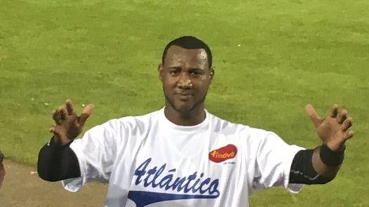 Rigoberto Catuy se llevó el Home Run Derby