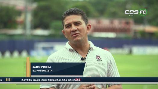 Fuera de cancha - Jairo Pineda