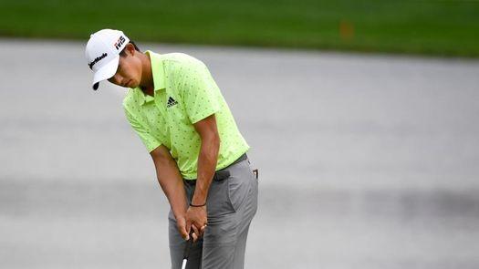 Trío de líderes en el 3M Open de golf a falta de una jornada
