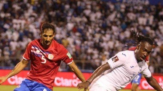 0-0. Honduras y Costa Rica siguen sin ganar en eliminatorias de Concacaf