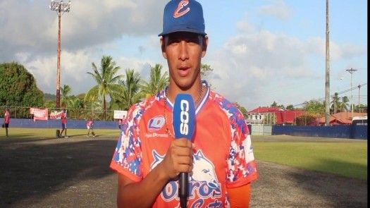 Béisbol Juvenil 2019 - Equipo Panamá Estev