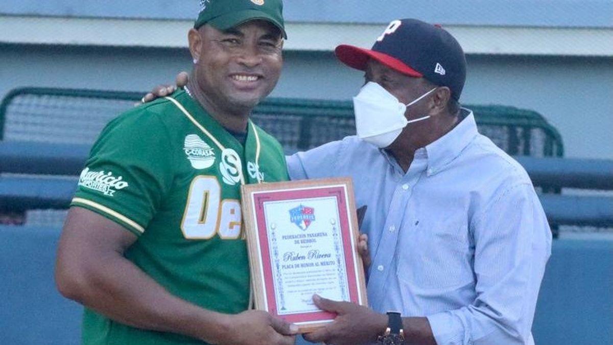 Rubén Rivera, la inesperada sorpresa en la escogencia de refuerzos del Béisbol Mayor
