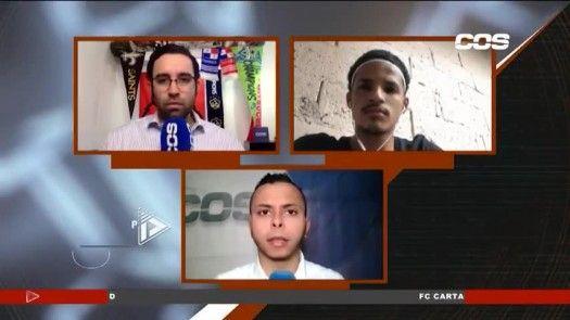 José Rivas se recupera de la COVID-19