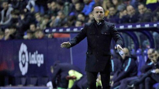 Paco López: El Rayo será un rival más peligroso de lo que dice clasificación
