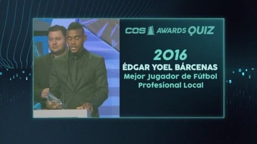 Mejor Jugador del Fútbol Profesional Local 2016