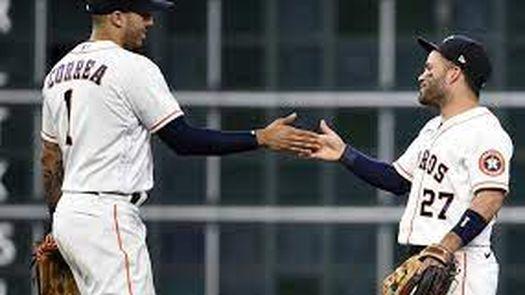 Altuve y Correa dan a los Astros la ventaja en la Serie de Campeonato