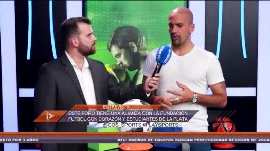 Entrevista a Juan Sebastián La Brujita Verón