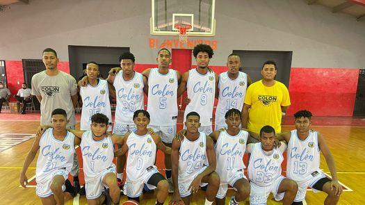 Colón A se alzó con el título Nacional Masculino de Baloncesto U17