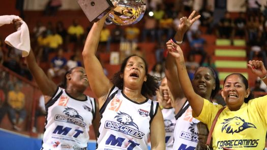 Las Correcaminos se coronan campeonas