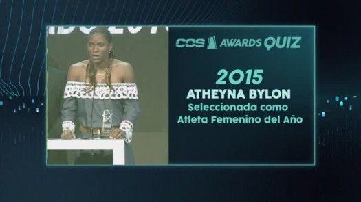 Atleta Femenino del Año 2015