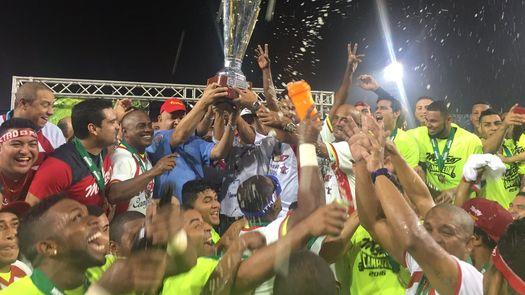 Con un K.O. Panamá Metro se proclama campeón del Béisbol Mayor