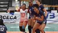 Selección femenina de voleibol consigue su primer triunfo en Nicaragua