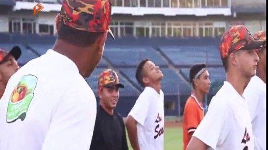 Béisbol Juvenil 2019 - Equipo Los Santos
