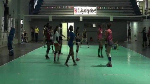 Selección Femenina de Voleibol Sub 23