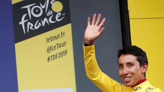 Bernal:Si no me hubiera caído antes del Giro no hubiera ganado el Tour