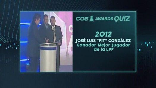 Mejor Jugador de la LPF 2012