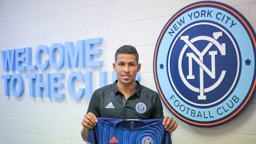 Miguel Camargo es nuevo jugador del New York City FC