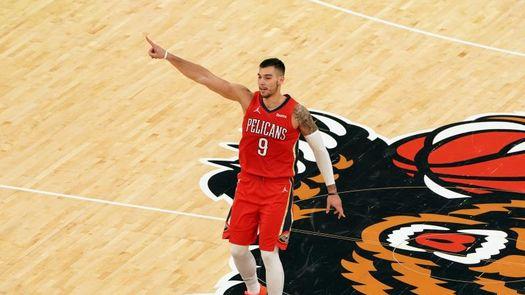 Los Pelicans hacen oficial la renovación de Willy por tres años más