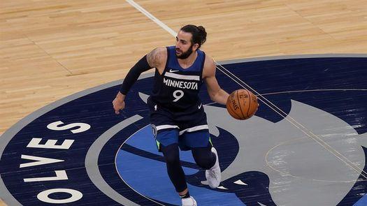 Los Timberwolves traspasan a Ricky Rubio a los Cavaliers por Taurean Prince