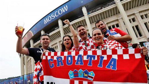 Croacia cuenta las horas que faltan para el comienzo de la final del Mundial