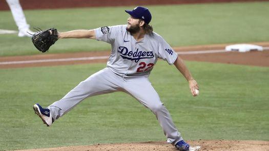 5-1. Regreso triunfal al montículo de Kershaw con los Dodgers