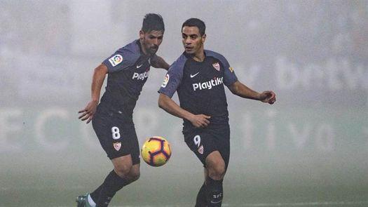 El Sevilla cumple con los objetivos pese a la mediocridad como visitante