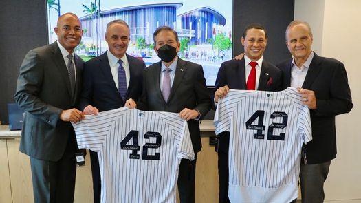 La MLB y la República de Panamá unen a esfuerzos para promover el béisbol en América Latina
