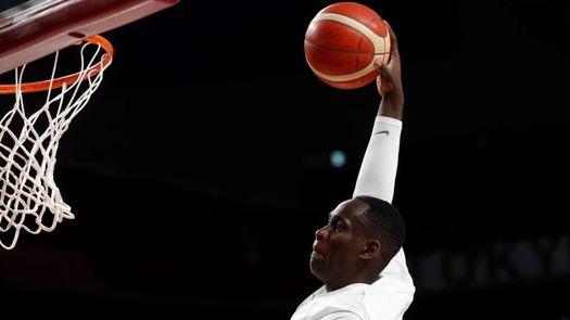 Los Rockets hacen oficial la firma de Garuba con un contrato de novato