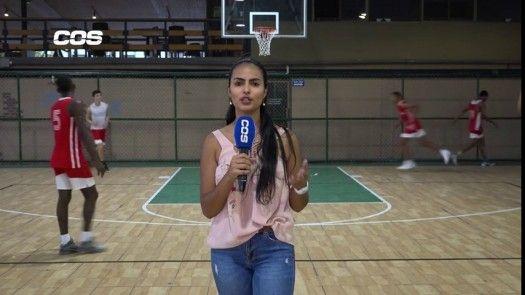 Selección Nacional U16 se prepara para el Centroamericano de Baloncesto