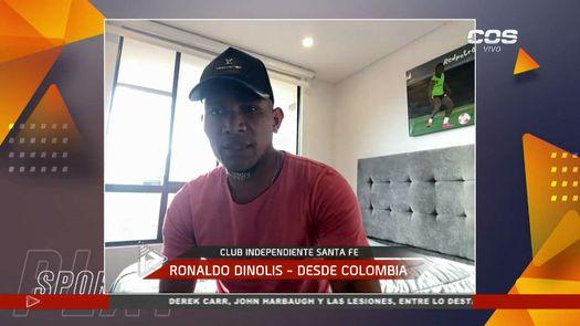 ¿Ronaldo Dinolis está listo para la selección de Panamá?