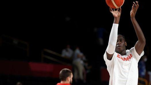 Garuba se despide tras confirmar su marcha a la NBA
