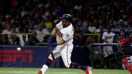 3-0. El puertorriqueño Eddie Rosario logra el ciclo en el triunfo de los Bravos sobre los Gigantes
