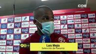 Luis Mejía: Importante dejar el arco en 0.