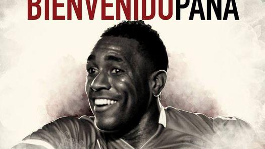 Luis Tejada firma con el Universitario