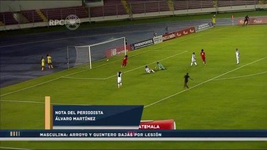 Nota del Periodista - Selección Femenina de Fútbol