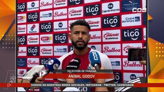 Aníbal Godoy: La dificultad de jugar en el Cuscatlán.