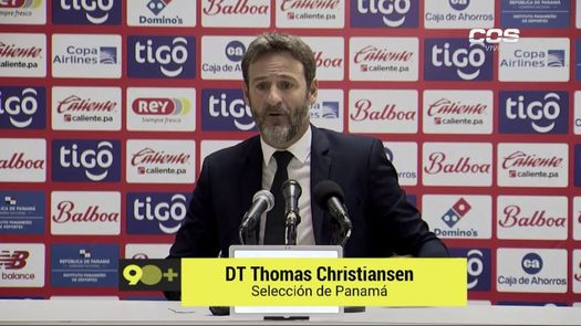 Thomas Christiansen destaca la labor de Cristian Martínez y Freddy Góndola ante Estados Unidos