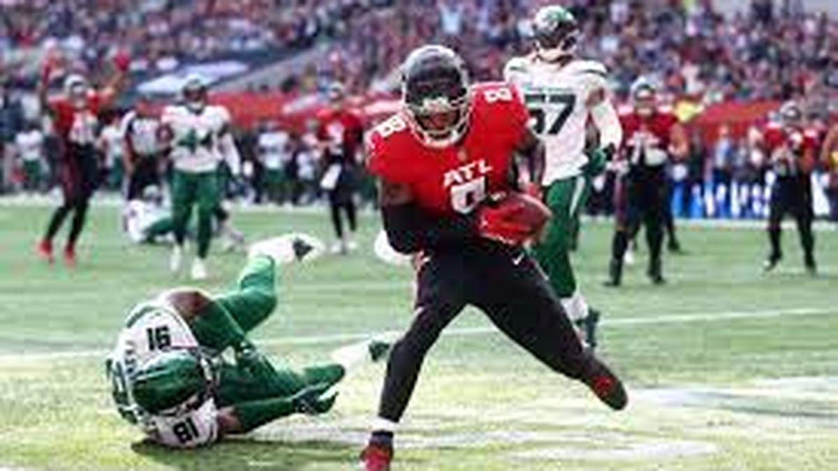 NFL: Falcons ganan a Jets en la vuelta de la NFL a Londres.